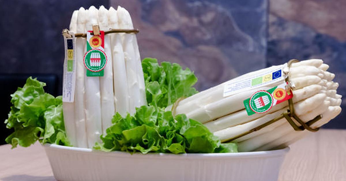 Asparago Bianco di Bassano DOP Dimensione Suono Soft - %