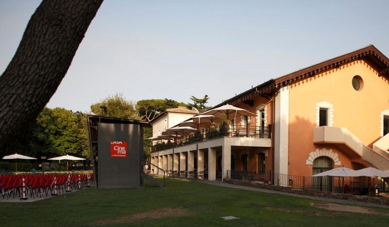 Casa Del Cinema Villa Borghese Programma